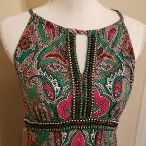 INC International Concepts Maxi Dress XL